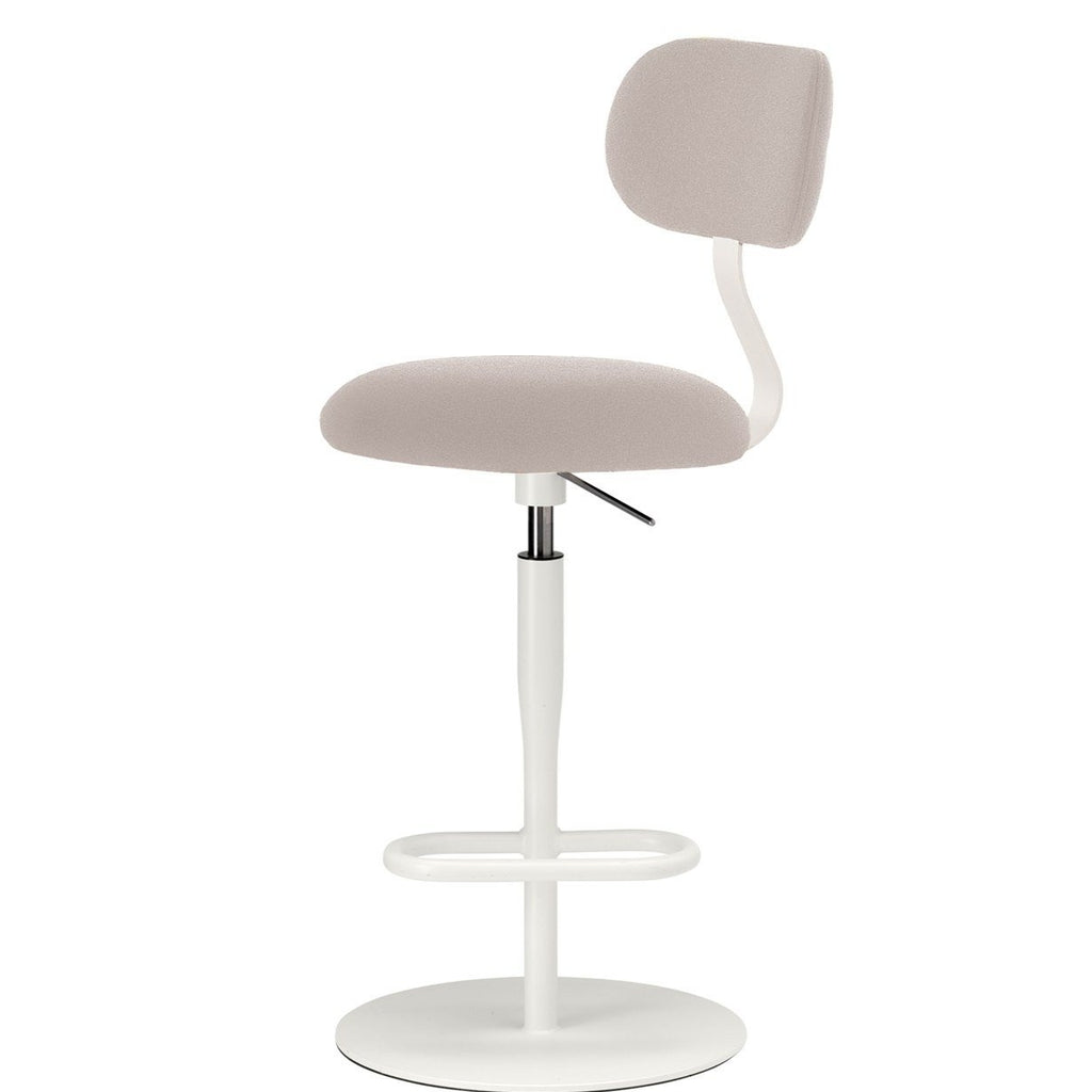 Atlas Height Adjustable Stool