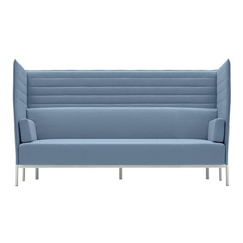 Eleven High Back Three Seater Sofa