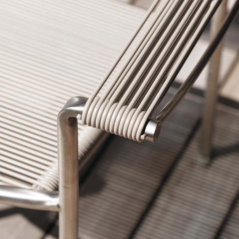 201 Green PVC Outdoor Chair