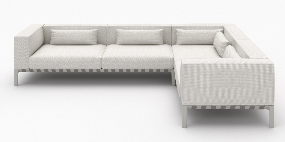 Outdoor Able Sofa Sectional