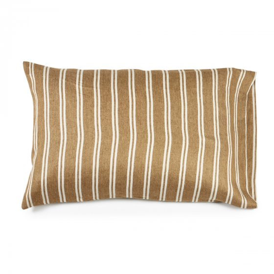 Canal Stripe Bed Pillow