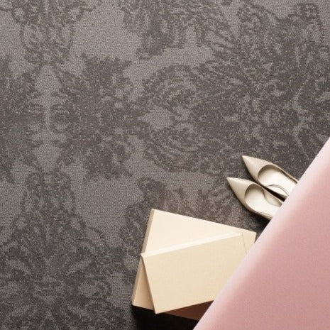 Classic Damask Area Rug