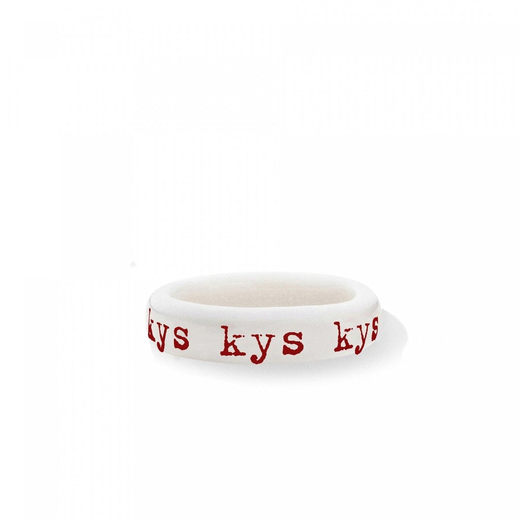 Kys (Love) Ring