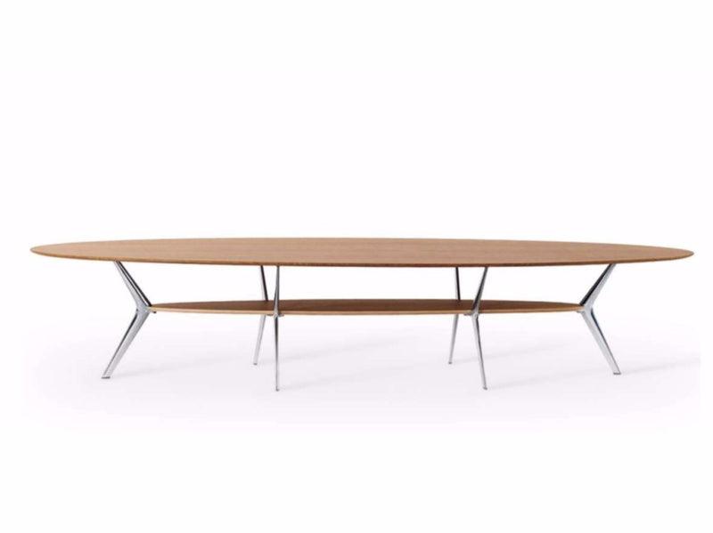 Biplane Low Oval 200 Table
