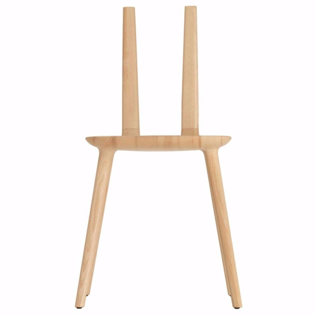 Tabu Naked Wood Chair