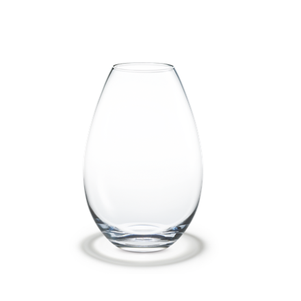 Cocoon, Clear Vase