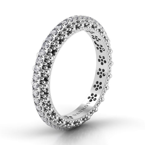 Flora Diamond Band FE102B