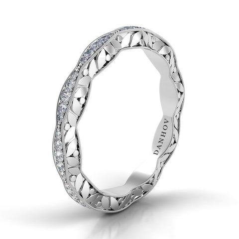 Flora Diamond Band FE105B