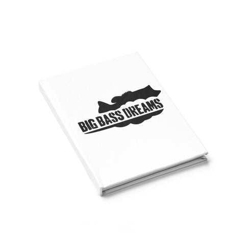 Big Bass Dreams Journal