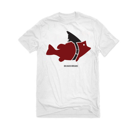 Bass Shark Graphic Tee