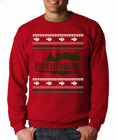 Ugly Christmas Crew Neck Sweatshirt