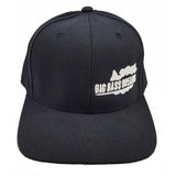 110 Flexfit Curved Bill Big Bass Dreams Logo Hat