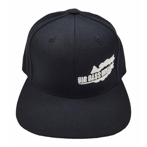 "Big Bass Dreams Logo 210 XXL 7-5/8"" - 8"" Fitted Hat"