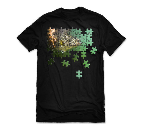 Piecing The Puzzle Graphic Tee