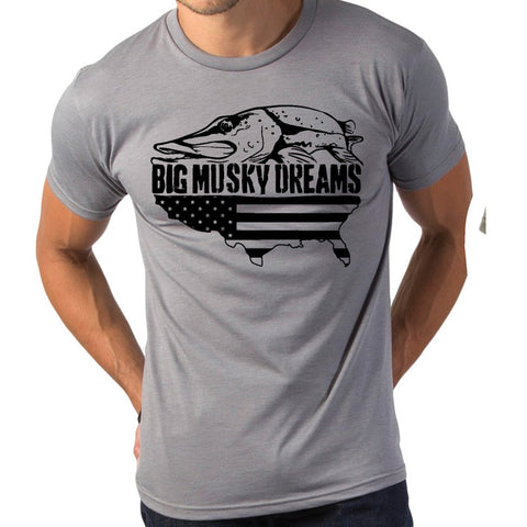 Big Musky Dreams Graphic Tee