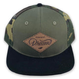 Big Bass Dreams Signature Series Snapback