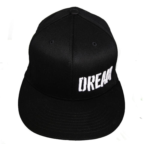 Dream Fitted Baseball Cap
