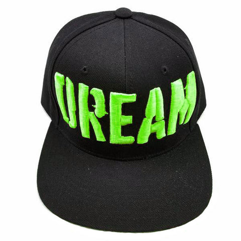 DREAM Snapback Hat