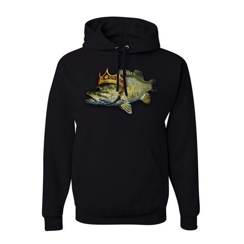 Biggie Smalls Pullover Fleece Lined Hoodie