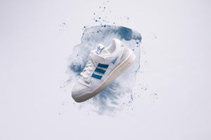 Adidas x Sneaker Politics Forum 84 - Blue/Grey/White