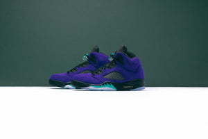 Air Jordan 5 Retro - 'Purple Grape'