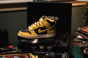 Nike Dunk Hi SP 'Varsity Maize'
