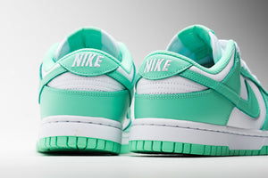 WMNS Nike Dunk Low 'Green Glow'