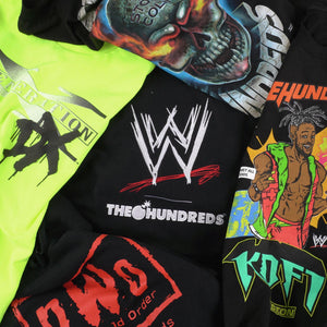 The Hundreds X WWE