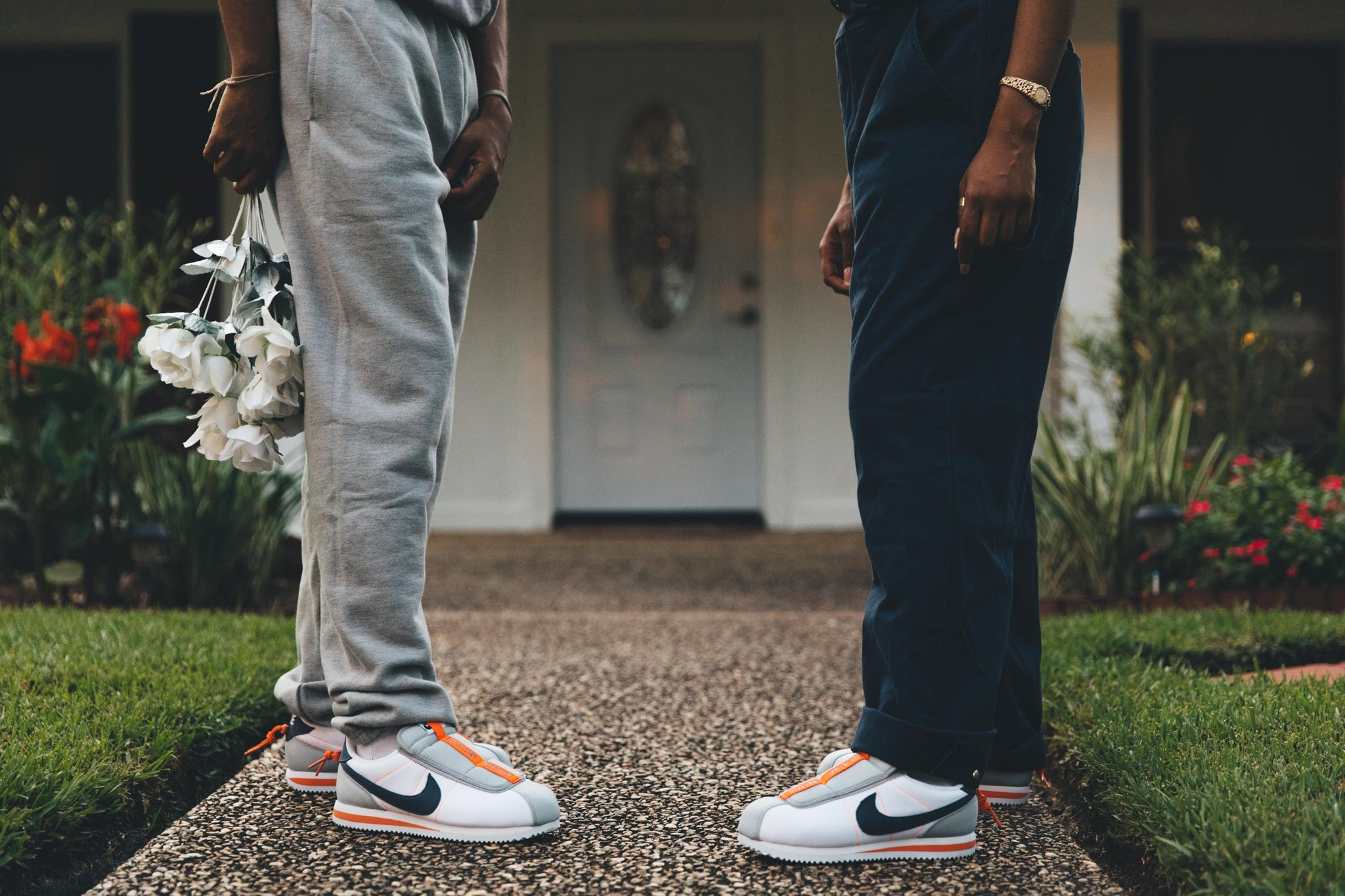 ffb750c7b43 The Cortez Kenny IV is a slip-on take on the classic Nike Cortez. For this  new design
