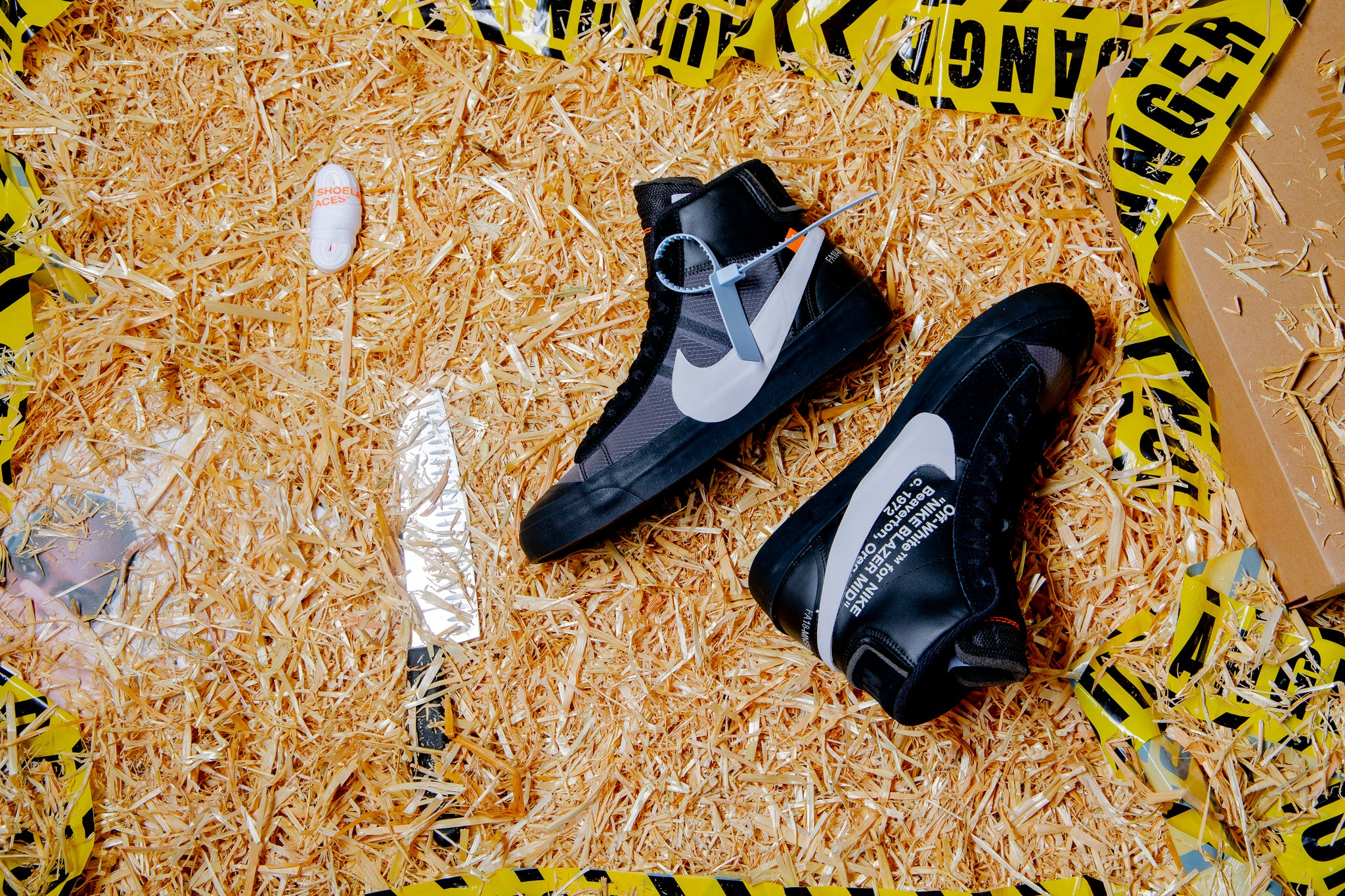 Nike X Quot Off White Blazer All Hallows Eve Amp Grim Reaper
