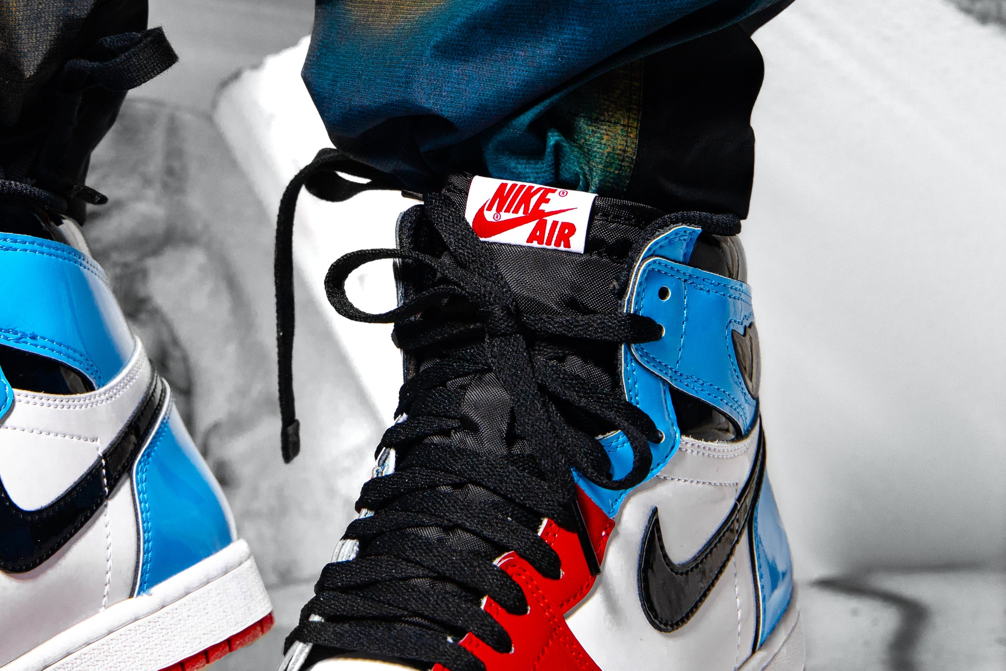 Air Jordan 1 Retro High Og Fearless Collection Sneaker Politics