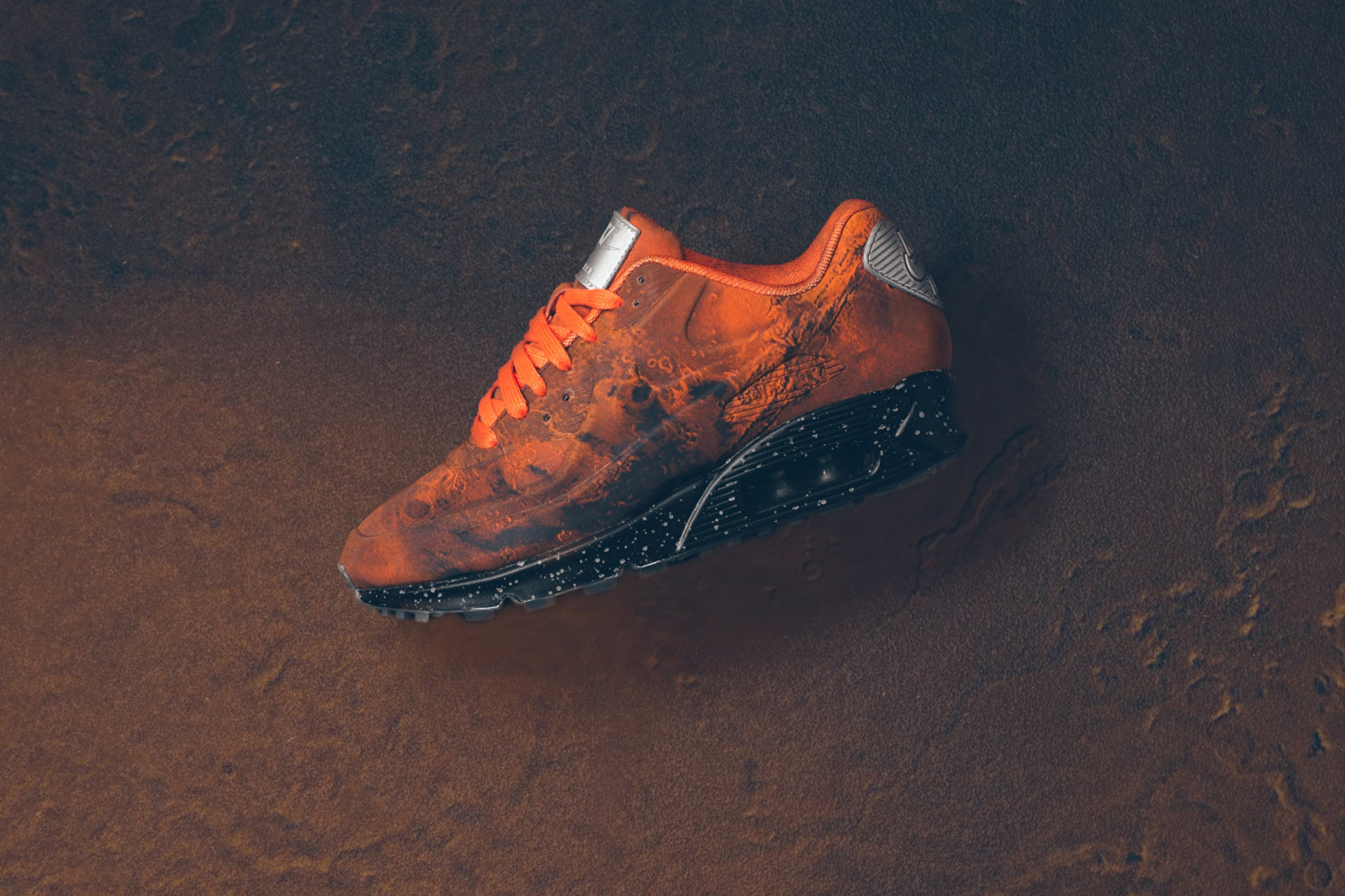 Ice Cream Cart For Sale >> Nike Air Max 90 Quick Strike 'Mars Landing' - Sneaker Politics