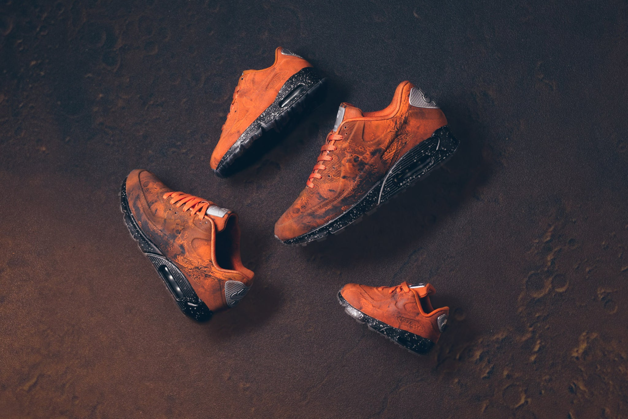 nike air max 90 mars landing toddler