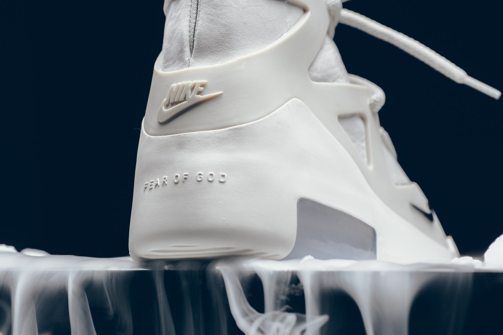 Ice Cream Cart For Sale >> Nike Fear Of God 1 & Shoot Around in Sail - Sneaker Politics