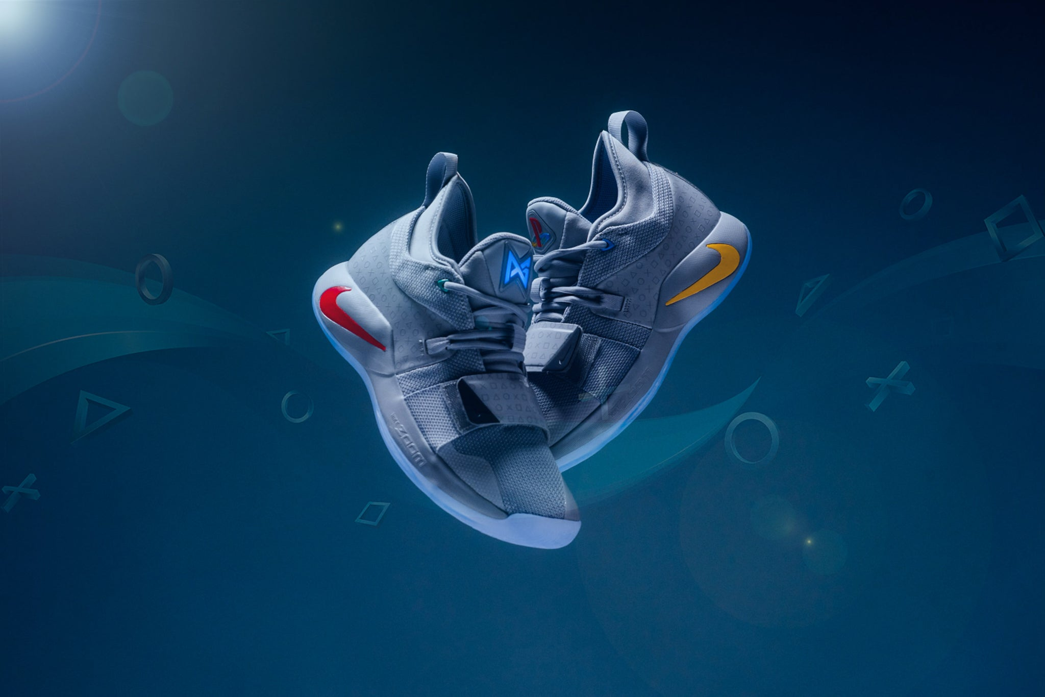 low priced cfd1a ab072 Nike PG 2.5 x PLAYSTATION - Sneaker Politics
