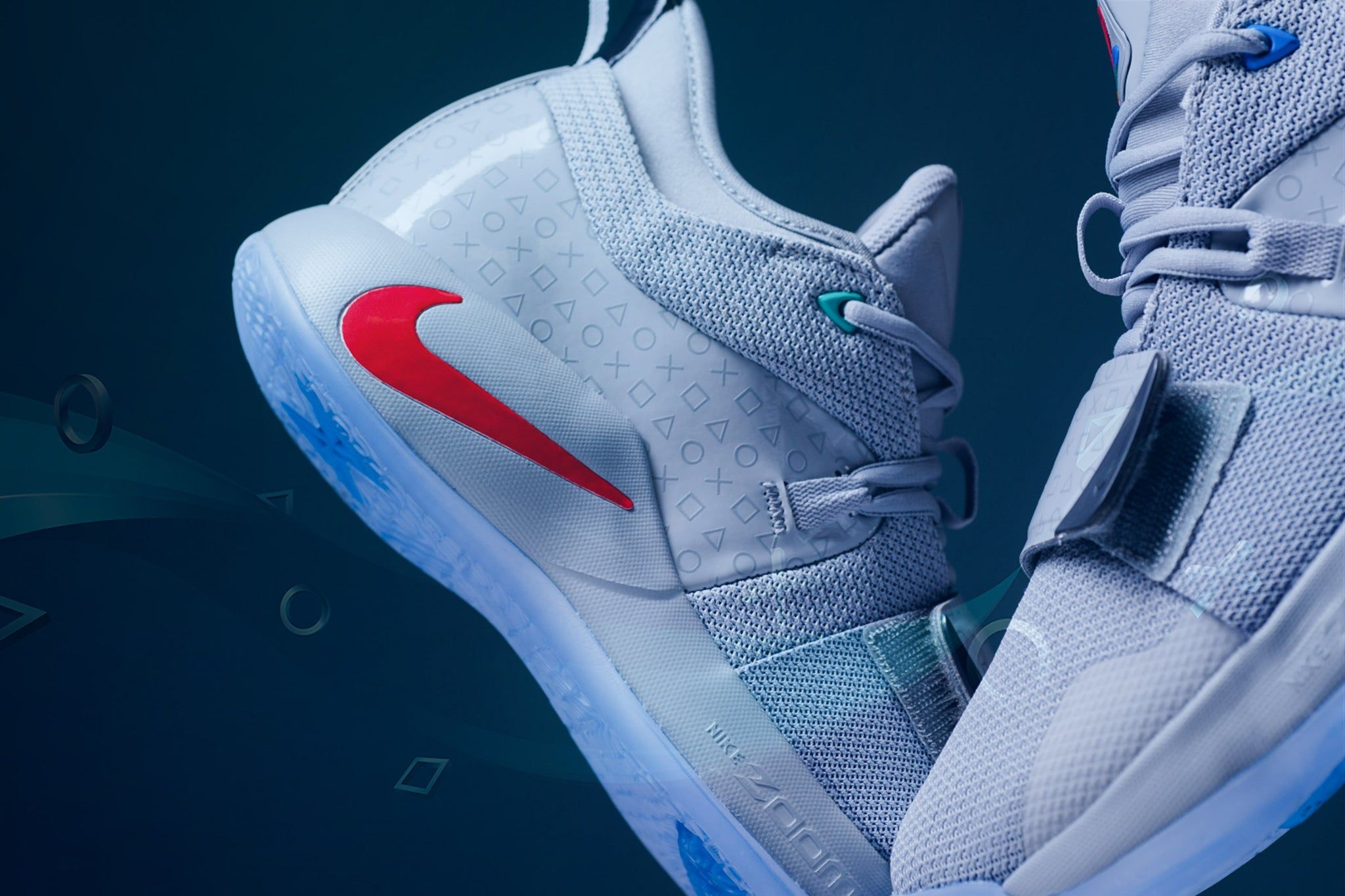 low priced bbd95 371f1 Nike PG 2.5 x PLAYSTATION - Sneaker Politics