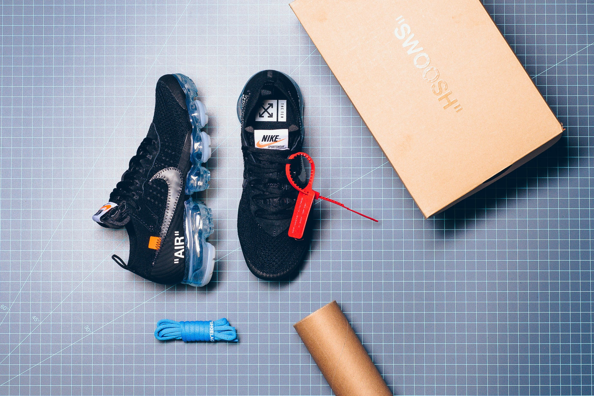 The 10 : Nike x OFF WHITE Air Vapormax Flyknit
