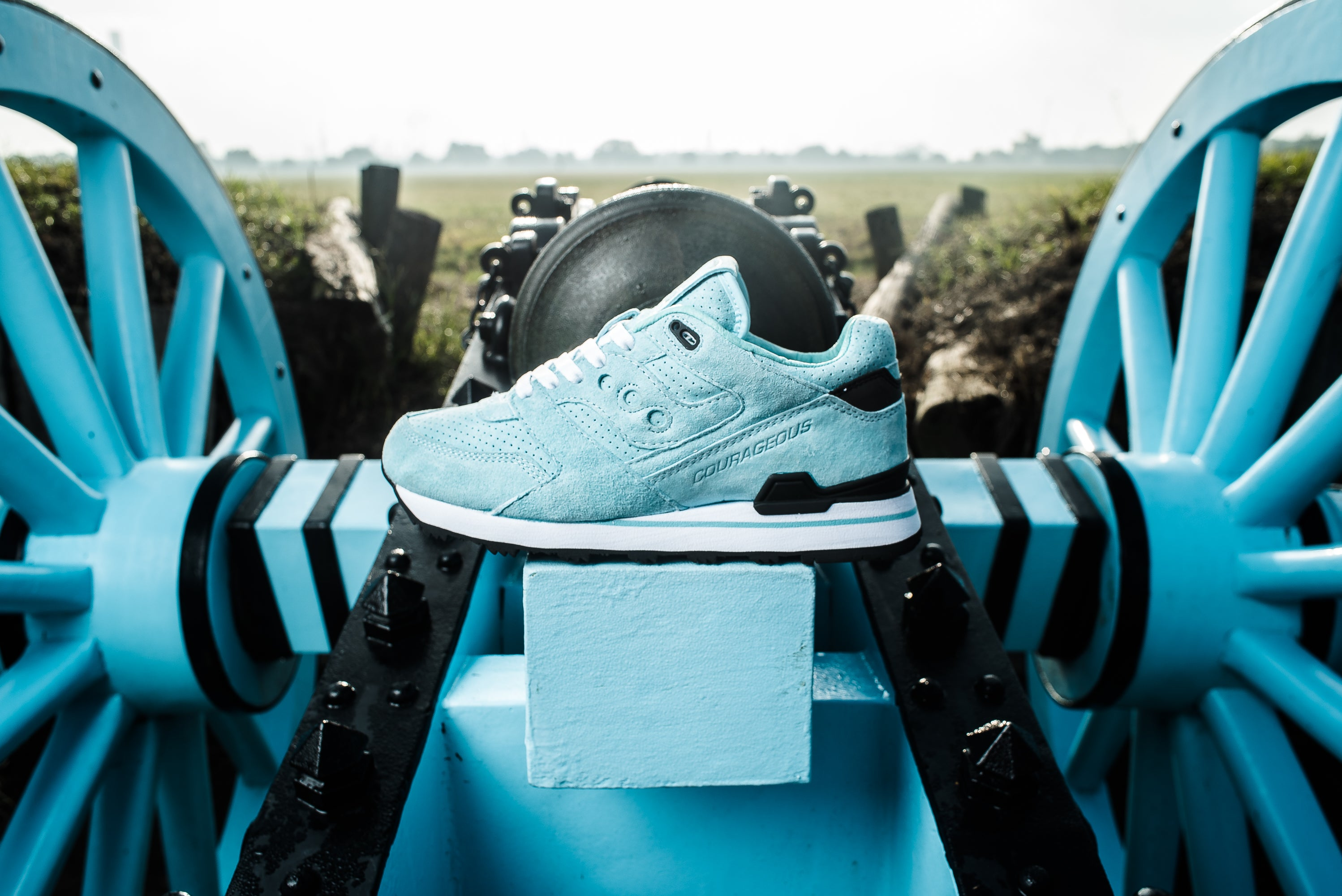 battle of new orleans saucony
