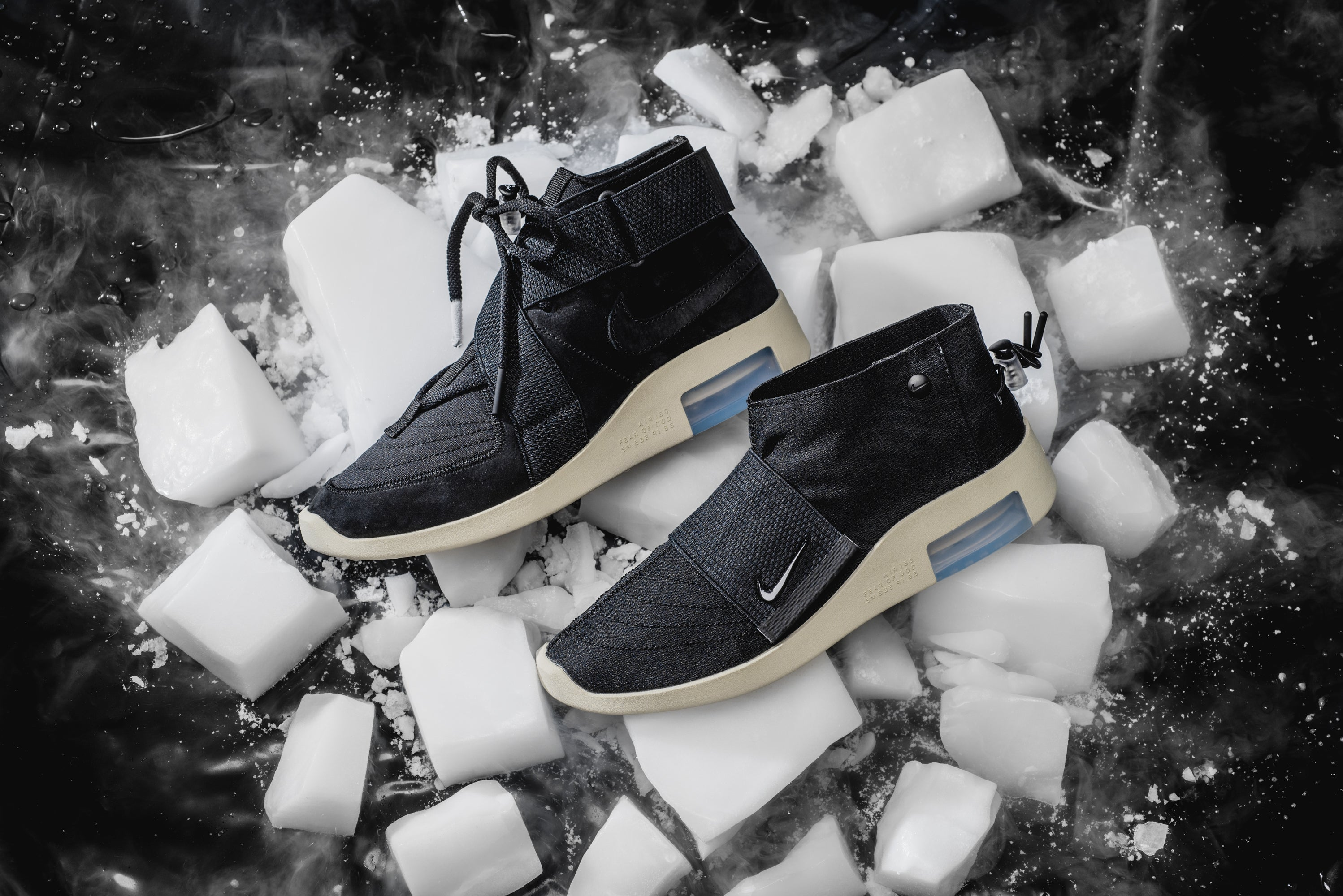 super popular 76832 8af0f Nike Air   Fear Of God - Sneaker Politics