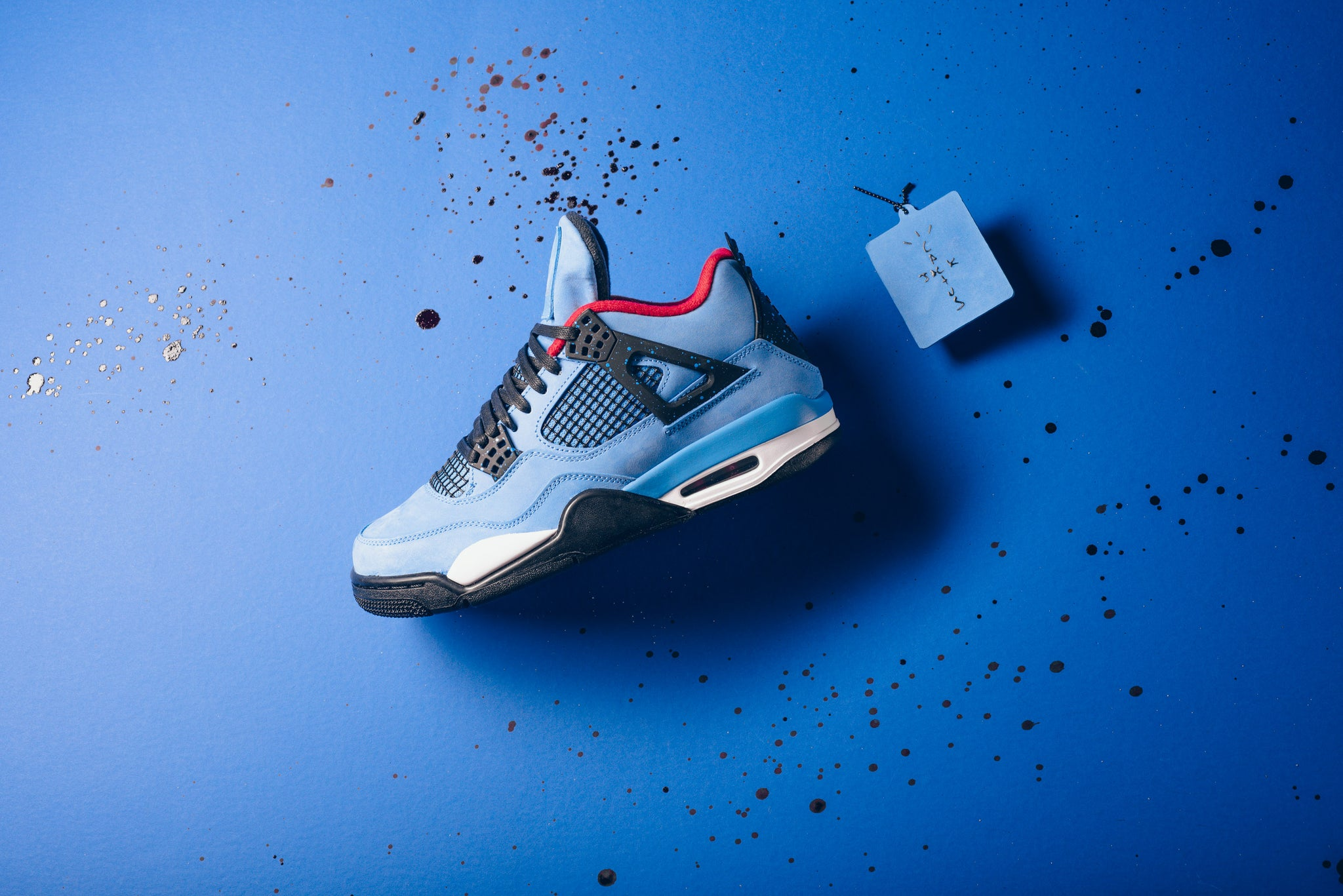 finest selection adc41 77635 Travis Scott x Air Jordan 4 Retro - Sneaker Politics