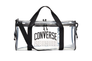 Converse x Joe Freshgoods 'T-Shirt' Duffel Bag - Clear/Converse Black