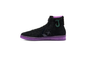 Converse x Joe Freshgoods Pro Leather - Black/Black/Amaranth Purple