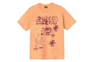 Stussy Bad Dream Tee - Peach