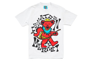 Chinatown Market x Grateful Dead New Grasp On Death Tee - White