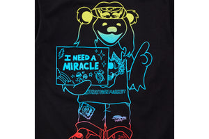 Chinatown Market x Grateful Dead Miracle Hippie Gradient Tee - Black