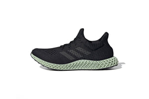 Adidas 4D Futurecraft - Core Black/Grey Five/Linen Green