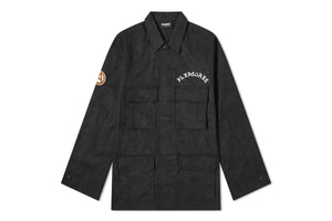 Pleasures Rhythm BDU Jacket - Black