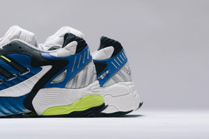 Adidas Consortium Torsion TRDC - Off White/Core Black/Solar Yellow