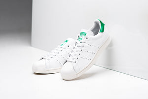 adidas Originals SUPERSTAN - Cloud White/Green