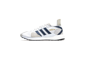 Adidas x Human Made Tokio Solar - White/Collegiate Navy/Black